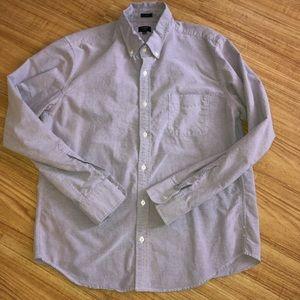 Men's J. Crew Oxford Slim Fit Button Down Shirt